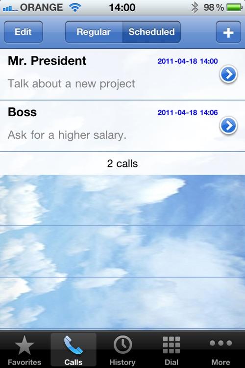 Call Memo - Smart Dialer screenshot-3