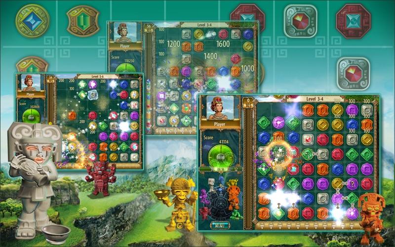 Сокровища Монтесумы 2 скриншот программы 3