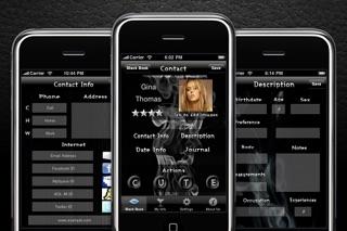 Black Book - Free version screenshot two
