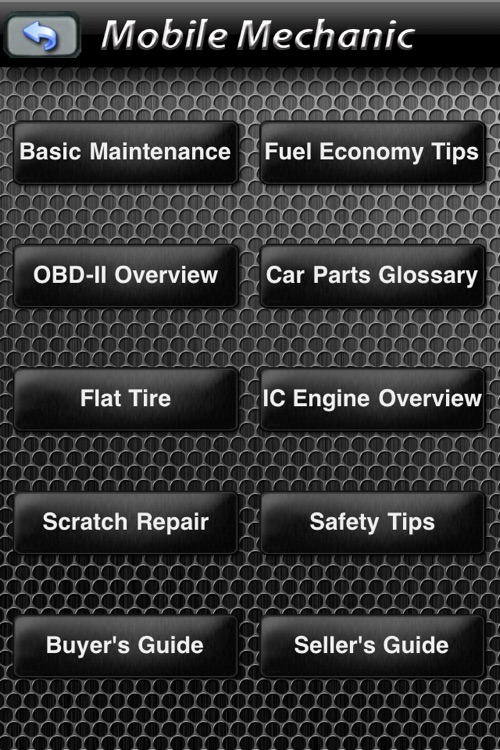 MobileMechanic screenshot-3