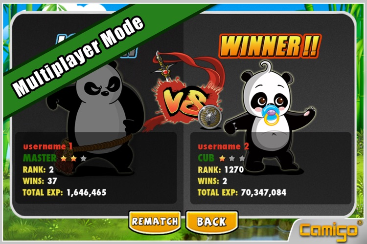 MeWantBamboo - Become The Master Panda