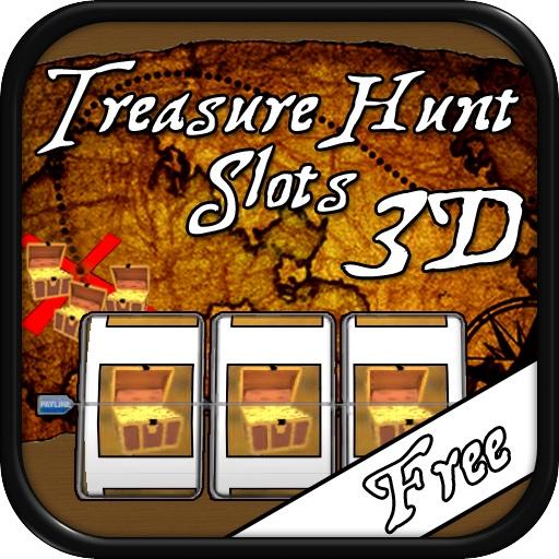 Slot Machine 3D - Treasure Hunt