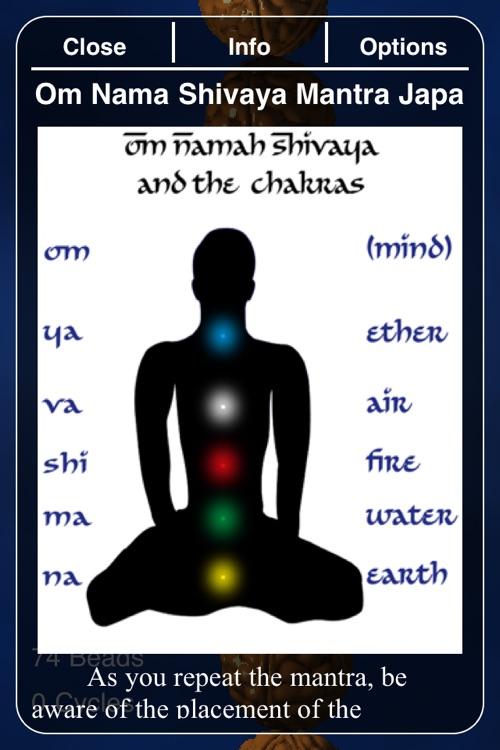 Om Namah Shivaya Japa screenshot-3