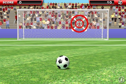 Goaaal!™ Soccer TARGET PRACTICE – The Classic Kicking Game in 3D