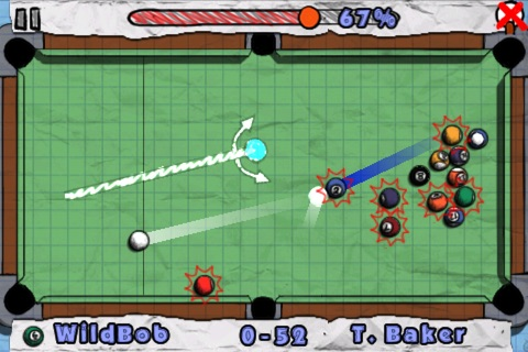 Doodle Pool screenshot-4