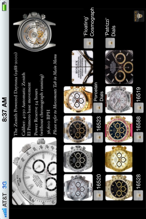 Rolex Cosmograph Daytona Pocket Reference