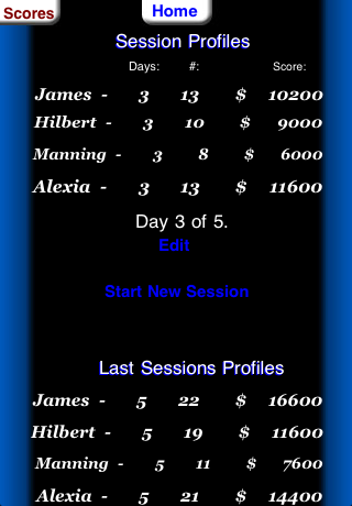 Score Keeper! screenshot 3