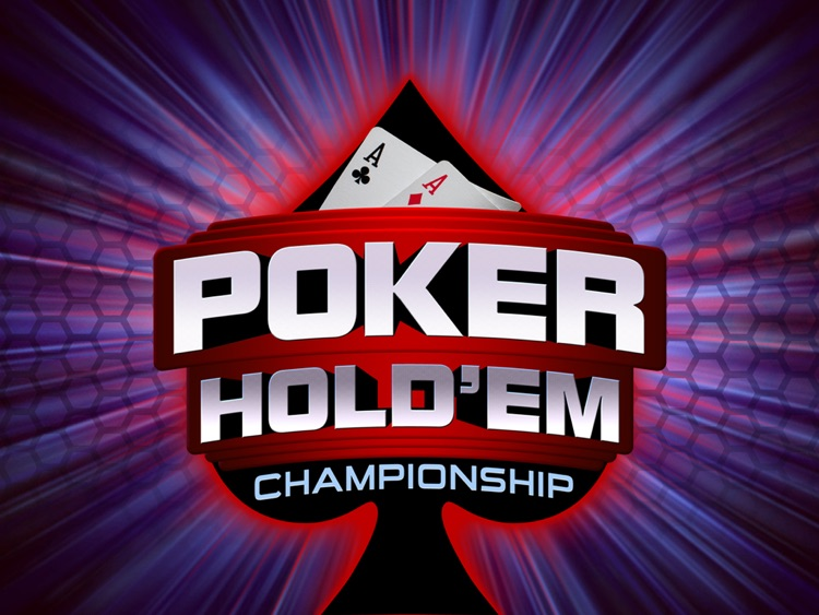 Poker: Hold'em Championship HD screenshot-0