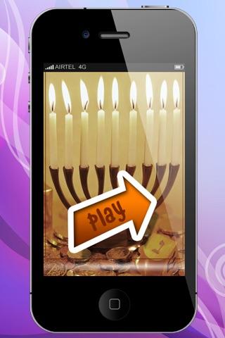 Hanukkah Sliding Puzzle HD Lite