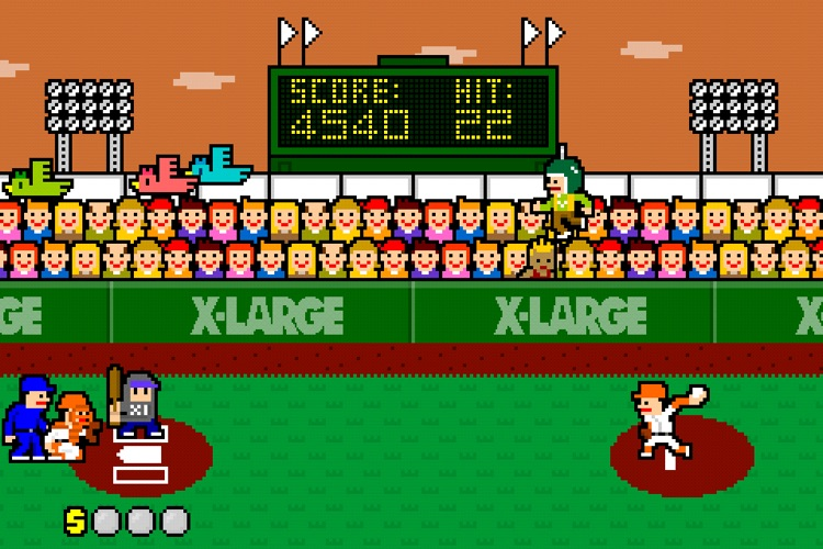 "XLARGE® ""X-Baseball"" screenshot-4"
