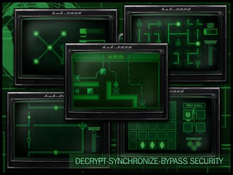 Screenshot #5 pour The Hacker