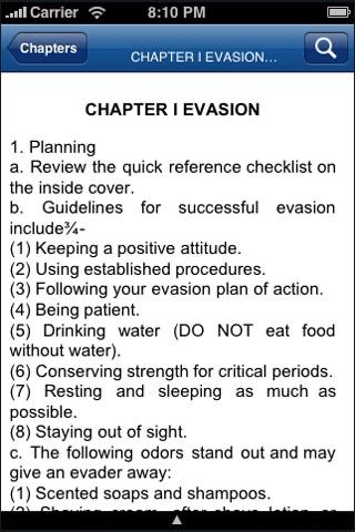iSurvive - Military Grade Survival Manual