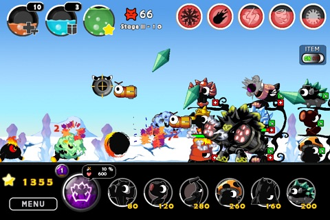 Defen-G Astro - POP screenshot-3