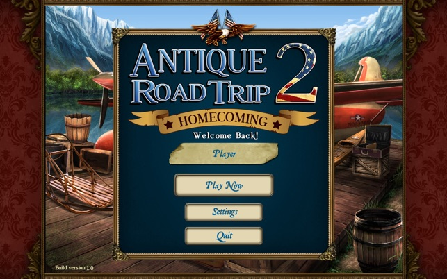 antique road trip 2 homecoming をmac app storeで