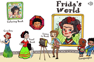 Fridas World review screenshots