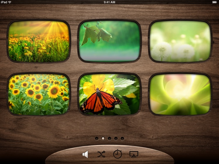 Serenity ~ the relaxation app for iPad screenshot-0