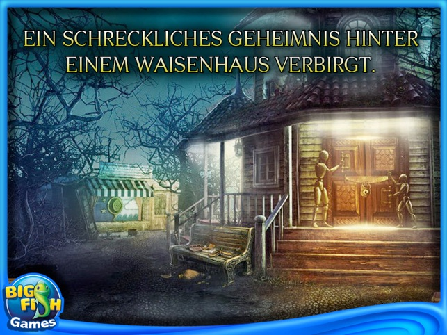 Stray Souls: Das Haus der Puppen Sammleredition HD Screenshot
