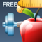 App Icon for Calorie Counter Free by Tap & Track App in Albania IOS App Store