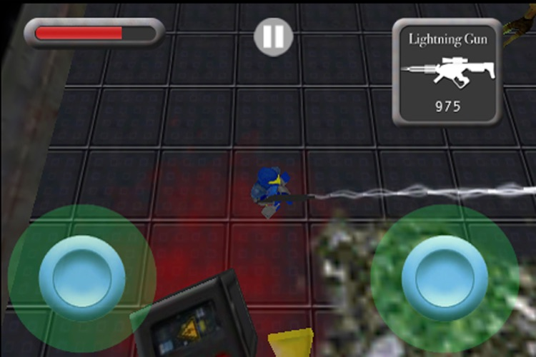 Danger Express (LITE) - Surviving the Alien Infestation screenshot-4
