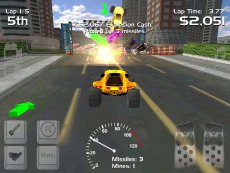Hard Rock Racing