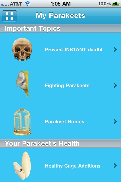Parakeets screenshot-1