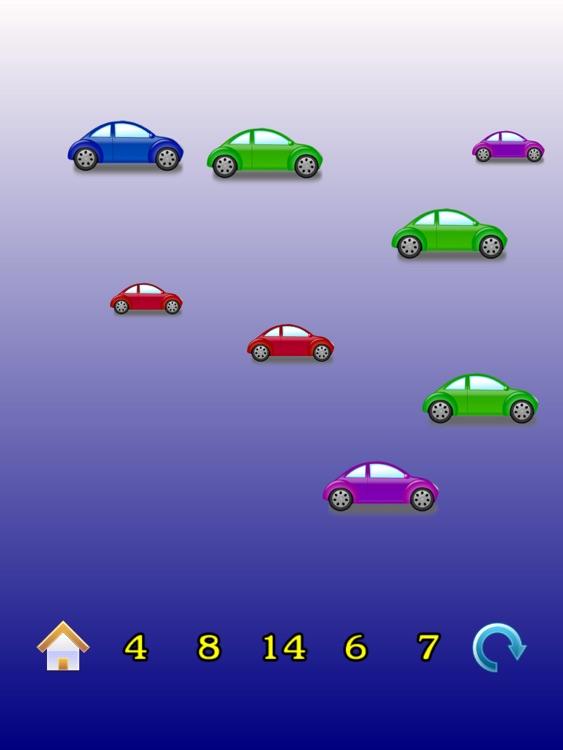 Free Kids Counting Game screenshot-3