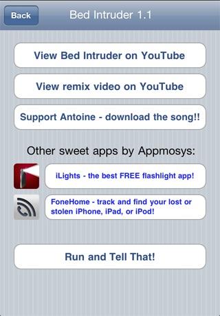 Bed Intruder Soundboard - The Best of Antoine Dodson