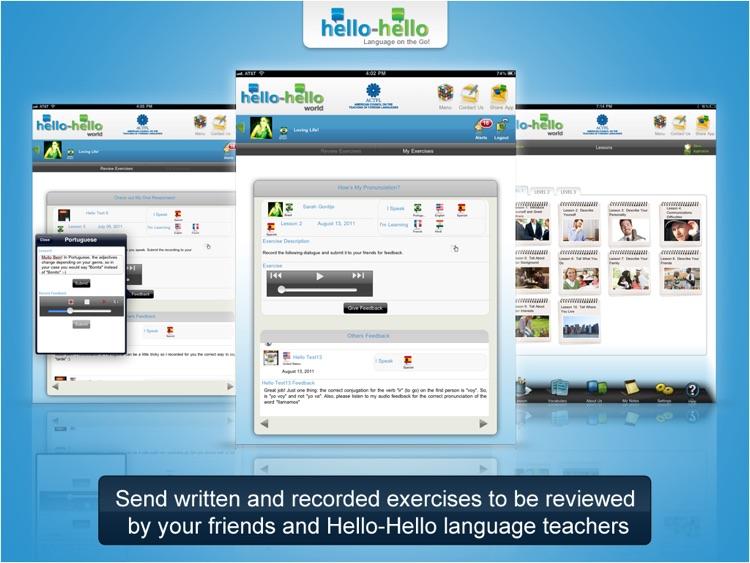 Hello-Hello Social screenshot-4
