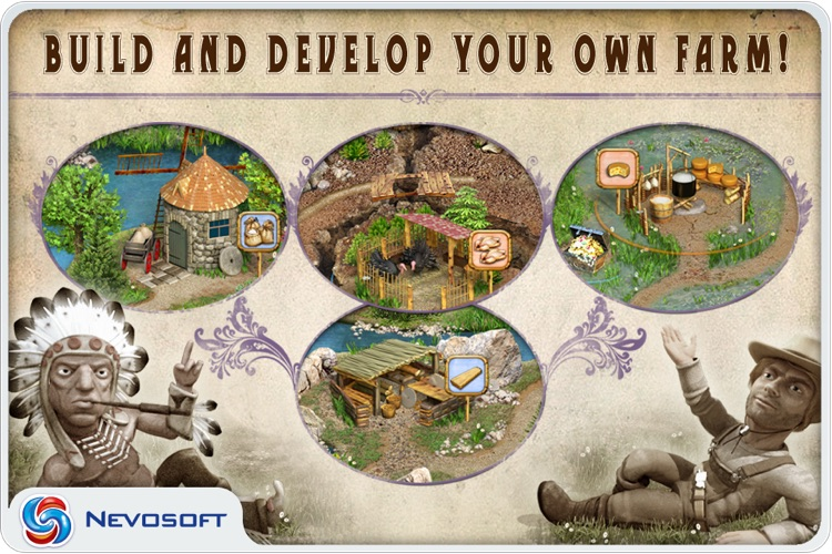 Pioneer Lands: western settlers strategy screenshot-4
