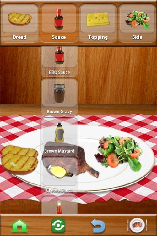 Steak House : For All You Meat Lovers!!! - Free screenshot-3