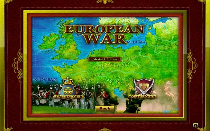 European War screenshot 1