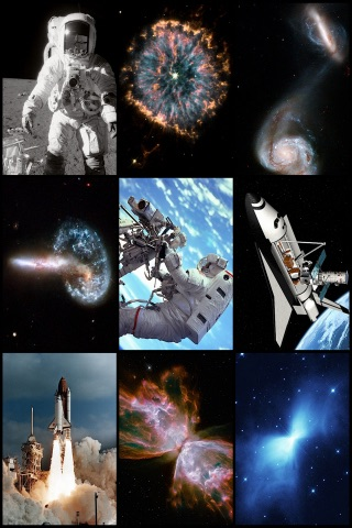 Free Space Images Gallery - Galaxies, Solar Sytem, Nebulae and Missionのおすすめ画像2