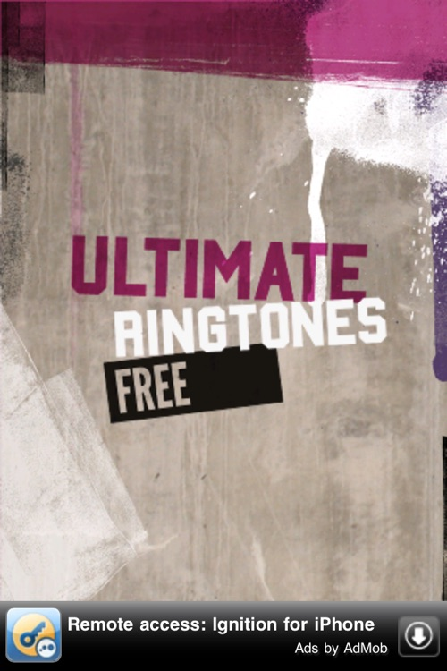 Ultimate Ringtone App