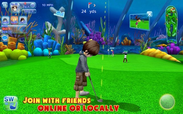 Let's Golf! 3 on the Mac App Store