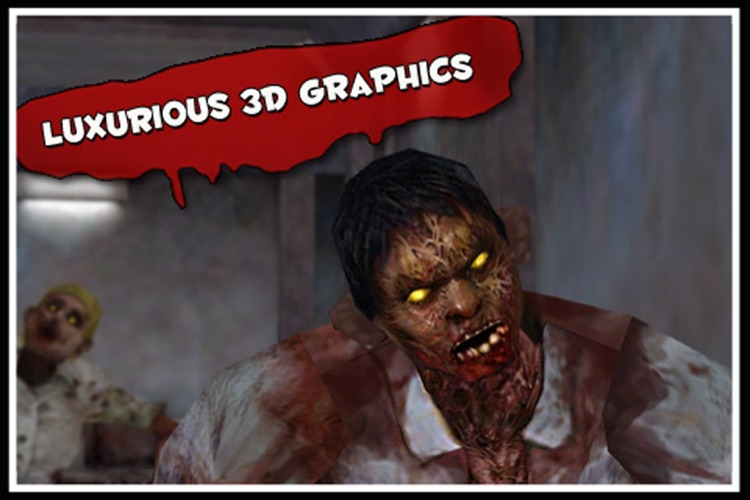 Zombie Crisis 3D:PROLOGUE screenshot-4