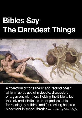 Bibles Say The Darndest Things