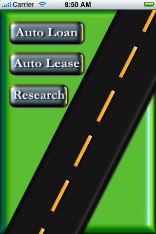 Auto Loan / Lease Calculator