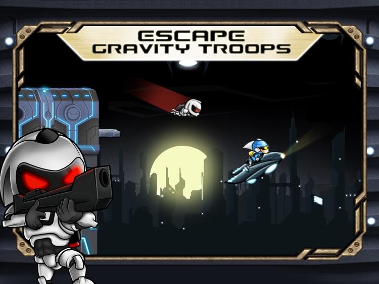 Gravity Guy HD FREE! screenshot-4