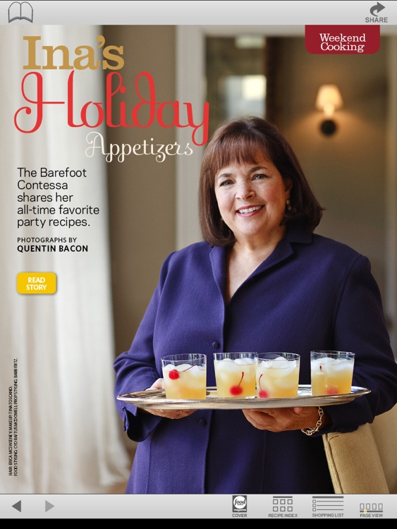 Food Network Magazine December 2011 screenshot-4