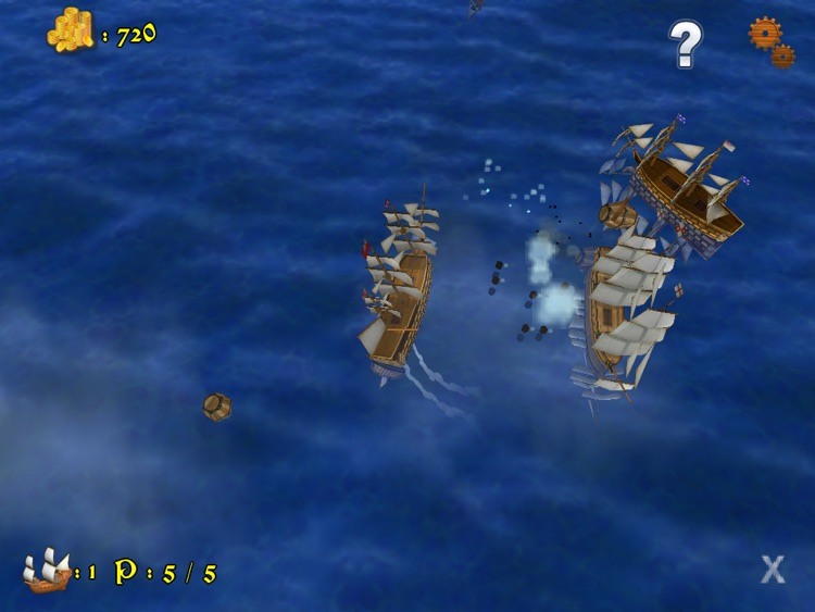 WarShip HD Lite screenshot-1