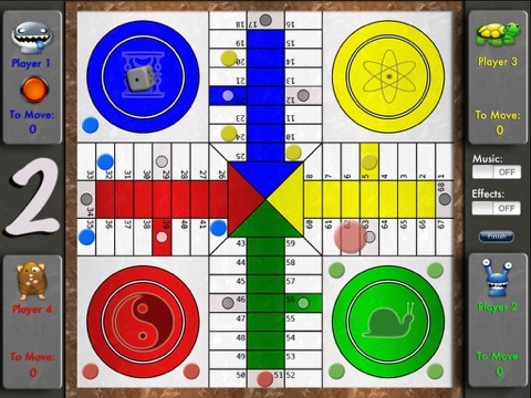 eParchis screenshot 1