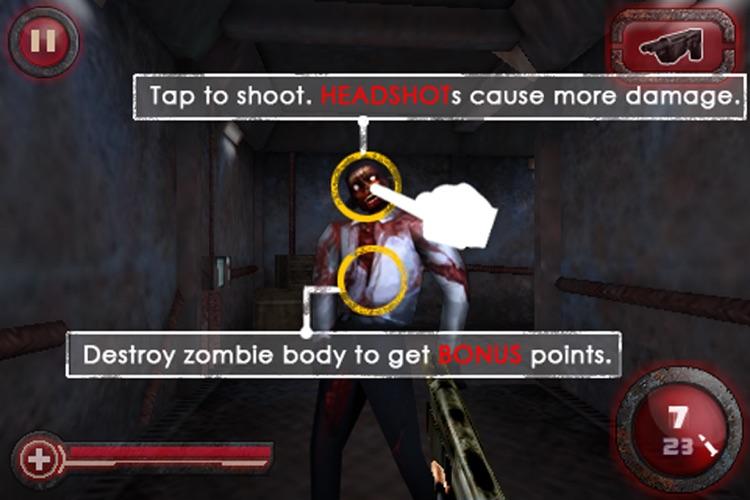 Zombie Crisis 3D Free screenshot-3