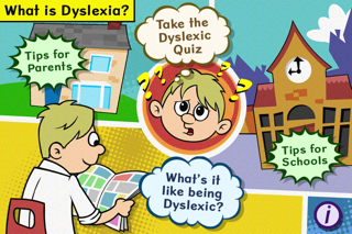 What is Dyslexia? screenshot one