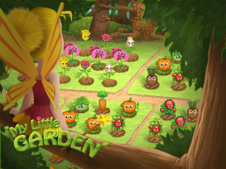 My Little Garden HD screenshot-0