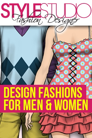 Style Studio : Fashion Designer Lite screenshot-0