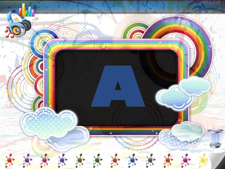 Coloring  Master - Alphabet Series Lite screenshot-4