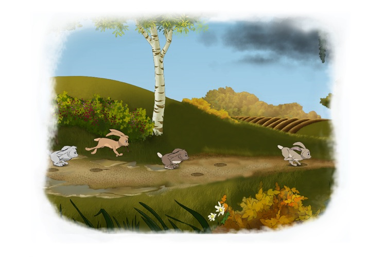 Tortoise and Hare: an Animated Children's Story HD screenshot-4