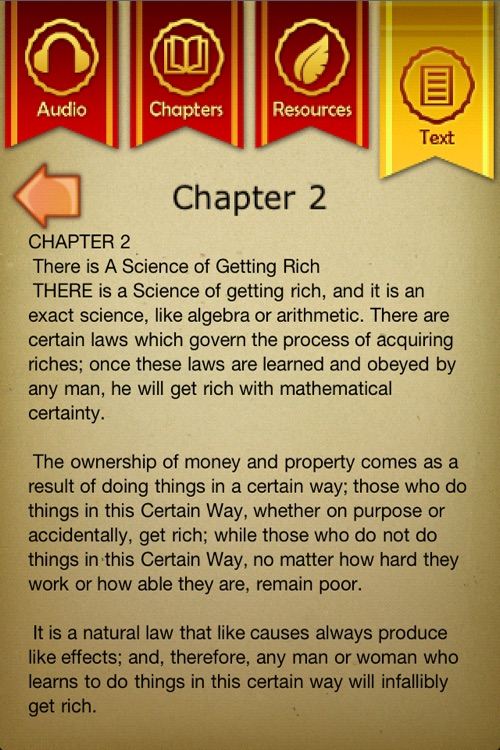 The Science of Getting Rich Audiobook screenshot-4