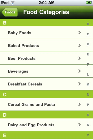 Carb Master Free - Daily Carbohydrate Tracker screenshot-3