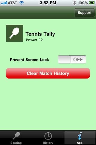 Tennis Tally screenshot-4